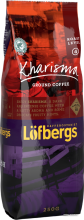Кофе молотый Lofbergs Kharisma 250 гр