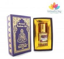 Духи масляные Арабская ночь в подарочной коробка, Индийский секрет, 5 мл