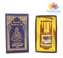 Духи масляные Камасутра в подарочной коробка, Индийский секрет, 5 мл