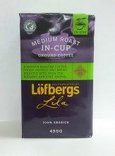 Кофе молотый Lofbergs Medium Roast (In Cup) 450 гр