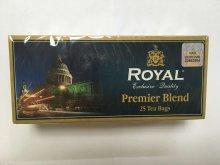 """Чай Royal """"Premier Blend"""" черный 25 пакетов по 2 г"""