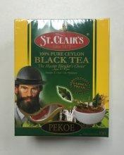 Черный чай Pekoe, St Clairs,100 gr