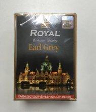 Крупнолистовой  черный чай с бергамотом Earl Gray, Royal , 100 gr