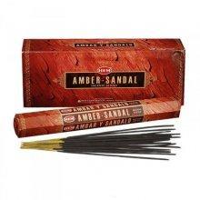 HEM sq Amber-sandal аромапалочки Амбер-сандал