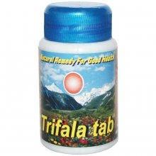 Трифала (Трипхала) Triphala в таблетках для очищения 100 шт.