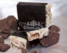 Мыло Горький шоколад, Спивакъ, 100 гр., крафт упаковка