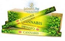 Благовония Cannabis Конопля