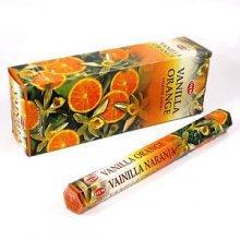 HEM sq Vanilla-Orange аромапалочки Ваниль-апельсин