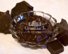 Шоколадное масло для кожи Спивакъ,