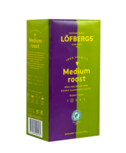 Кофе молотый Lofbergs Medium Roast (In Cup) 500 гр