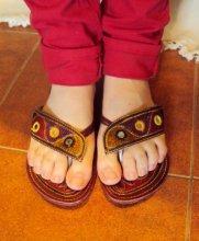этническая обувь
