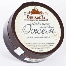 Джем для умывания Шоколадно-анисовый, Спивакъ, 100 гр