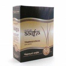 AASHA-Краска для волос Черный кофе 6*10 гр. ИНДИЯ