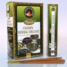 Благовония pure Herbal Organic аромапалочки 15 gram