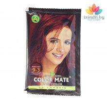 9.3 | Вишнёвая-бугрундия | 15 г | Краска для волос | Color Mate