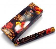 HEM sq Amber-Rose аромапалочки Амбер-Роза