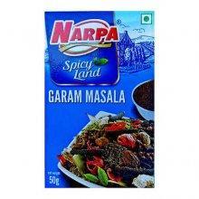 Смесь специй универсальная (Garam Masala), Narpa, 50гр