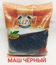 Маш чёрный (Урд) Deepak 500г.
