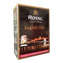 """Чай Royal """"English Elite"""" черный и зелёный чай с маслом бергамота,100 гр"""
