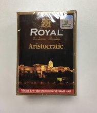 Крупнолистовой черный чай Aristokratic, Royal , 100 gr