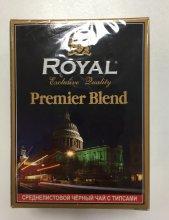 Среднелистовой черный чай,Royal , FBOP,100 gr