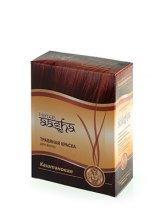 AASHA- Краска для волос Каштановый 6*10 гр.  Индия