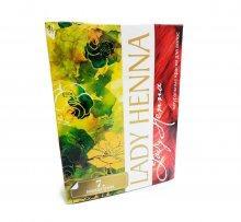 Краска для волос Lady Henna махагони 60г.