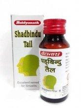 Шадбинду масло для носа (Shadbindu tail) Baidyanath 25 мл