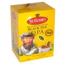 Черный чай цейлонский 100%,100 gr