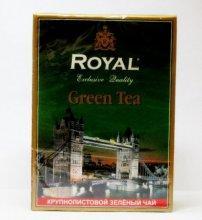 """Зеленый чай """"Royal"""" 100 gr"""