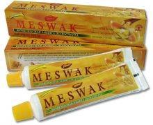Уникальная аюрведическая зубная паста MESWAK, 100гр